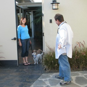 private in-home dog training